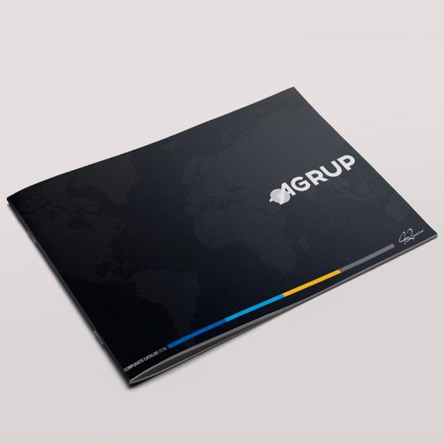 A Group Image Catalog