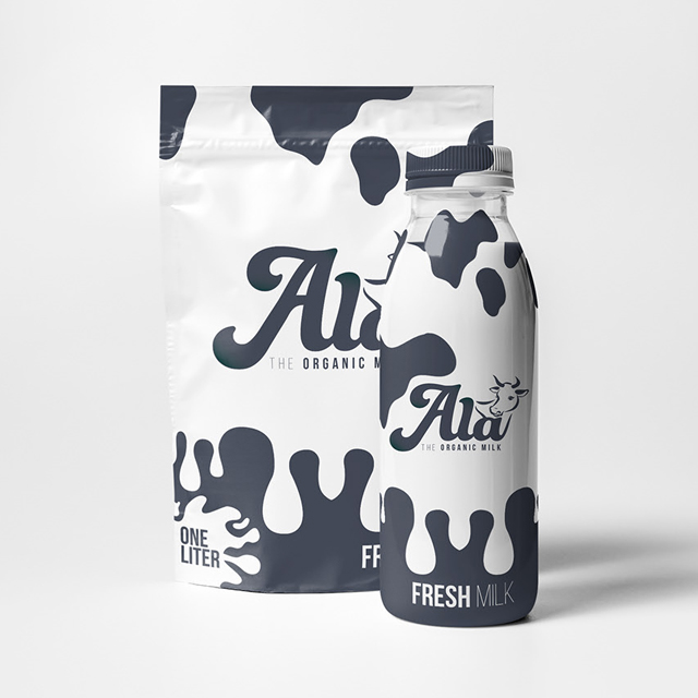 Ala The Organic Milk