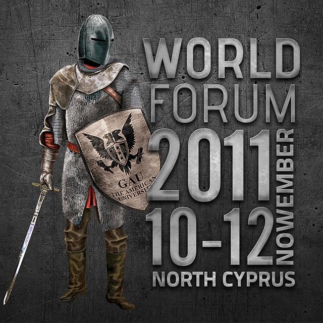 2011 AMFORHT World Tourism Forum in Kyrenia