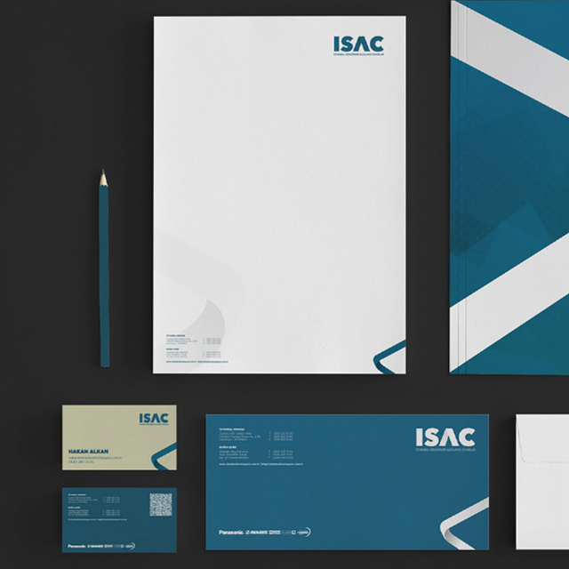 ISAC Automation ReBrand Design | 2014
