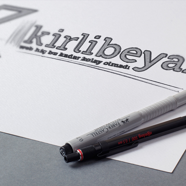 kirlibeyaz | Brand Idea Design