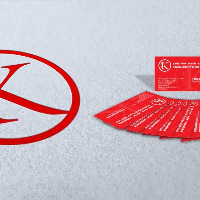 Ajans K Logo