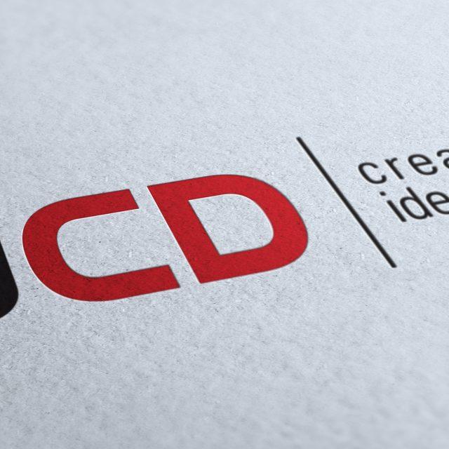 NCD Bilisim Logo Tasarımı