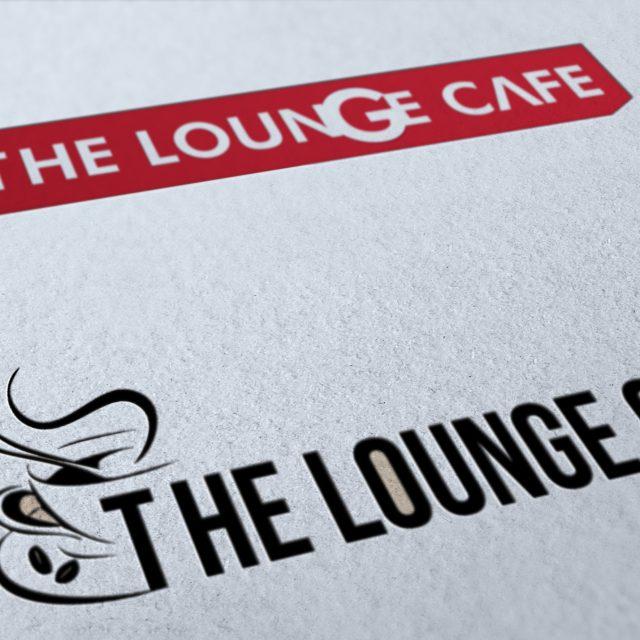 The Lounge Cafe Logo Tasarımı