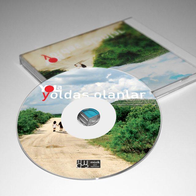Yola Yoldas Olanlar Album Tasarımı