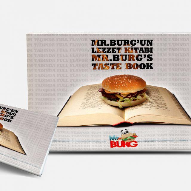 Mr Burger Reklam Çalışması