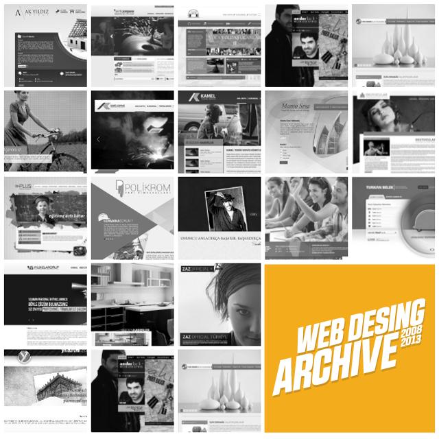 WEB ARCHIVE 2008/2013